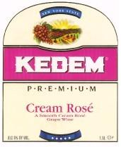 Kedem Rose Cream Kosher